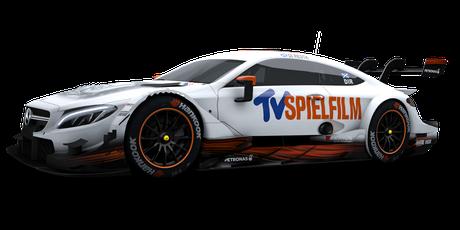 Mercedes-AMG Motorsport SILBERPFEIL Energy - #33