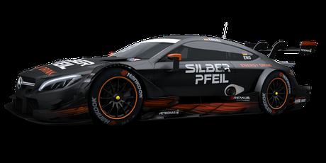 Mercedes-AMG Motorsport SILBERPFEIL Energy - #61