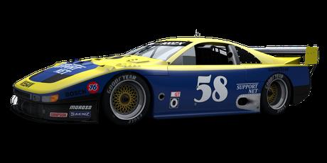 Nissan Motorsport - #58