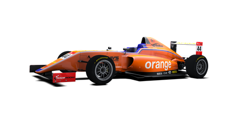 Orange Racing - #44