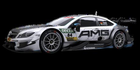 PETRONAS Mercedes-AMG (Mücke Motorsport) - #84
