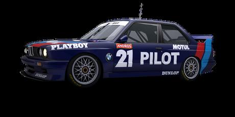 Pilot-Motul - #21
