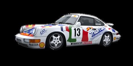 Porsche Motorsport - #13