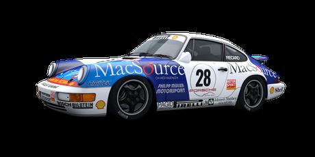 Porsche Motorsport - #28