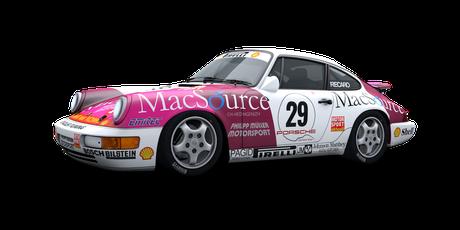 Porsche Motorsport - #29