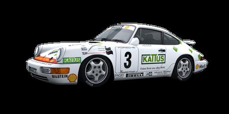 Porsche Motorsport - #3