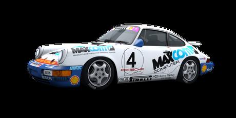 Porsche Motorsport - #4