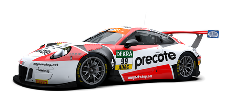 Precote Herberth Motorsport - #99
