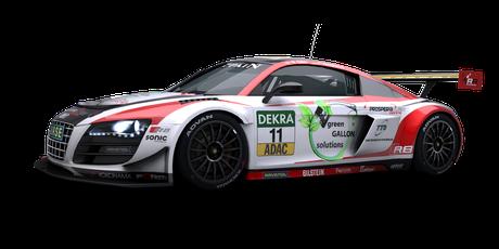 Prosperia C. Abt Racing - #11