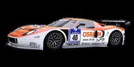 Raeder Motorsport - #40