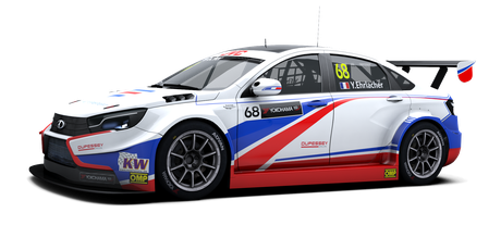 RC Motorsport - #68 - 2017