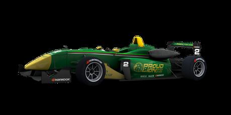 Proud Lion Racing - #2