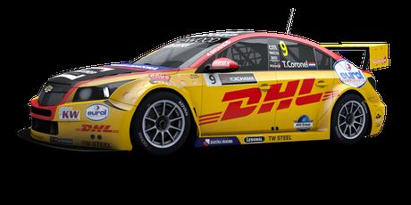 Chevrolet RML Cruze eSports