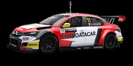 Sébastien Loeb Racing - #11 - 2016