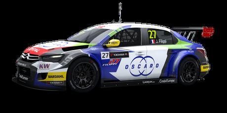 Sébastien Loeb Racing - #27 - 2017