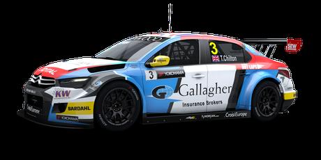 Sébastien Loeb Racing - #3 - 2016