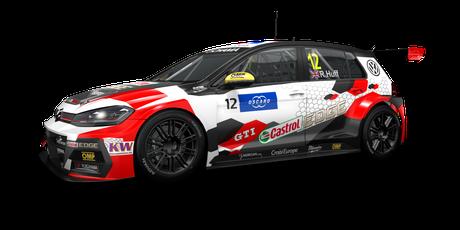 SLR VW Motorsport - #12