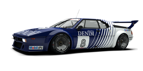 Team GS Motorsport - #8