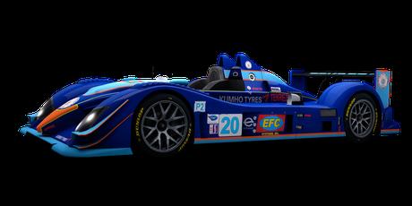 Van der Steur Racing - #20