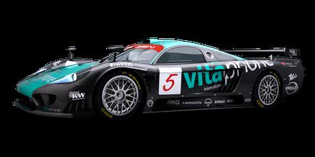 Vitaphone Racing Team - #5