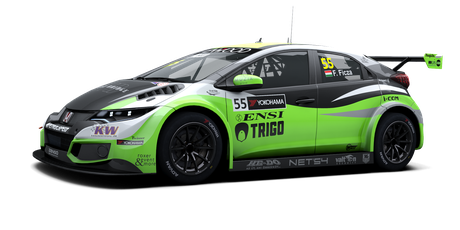 Zengö Motorsport - #55 - 2016