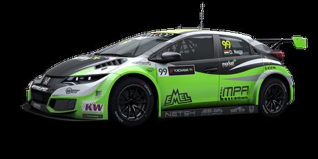 Zengö Motorsport - #99 - 2017