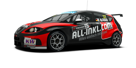 All-Inkl.com Racing - #37