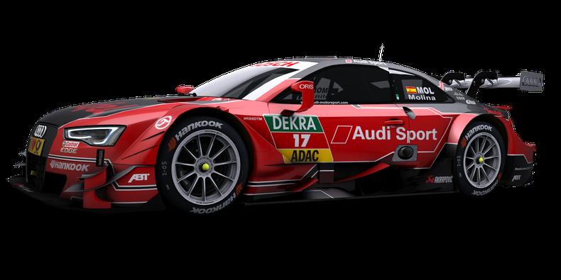 Audi RS 5 DTM 2015
