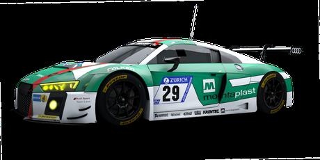 Audi Sport Team Land - #29 - 24h