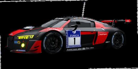 Audi Sport Team WRT - #1 -24H