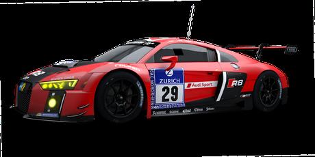 Audi Sport Team WRT - #29