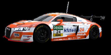 BWT Mücke Motorsport - #24