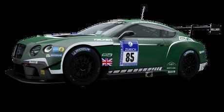 Bentley Motorsport - #85