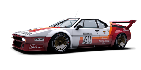 BMW M1 Team Lepitre - #60