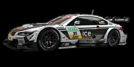 BMW Team MTEK - #21