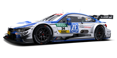 BMW Team RMG - #24