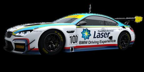BMW Team SRM - #100