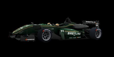 Breitling Racing - #11