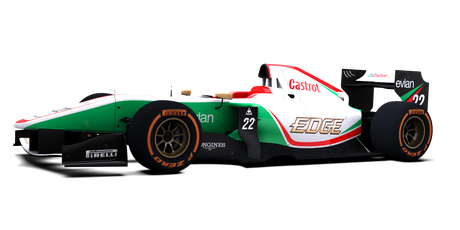 Castrol Edge Motorsports - #22