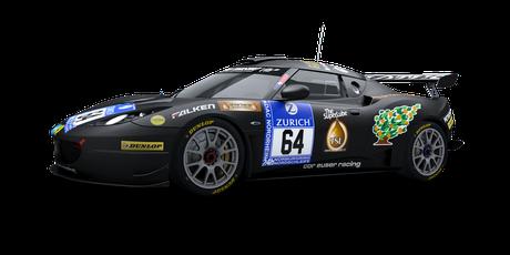 Cor Euser Racing - #64