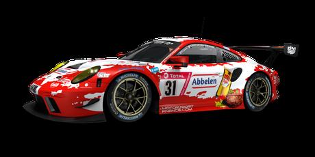 Frikadelli Racing Team - #31