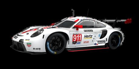 Porsche GT Team - #911 24H Daytona 2020