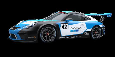 GoPro Motorsports - #42