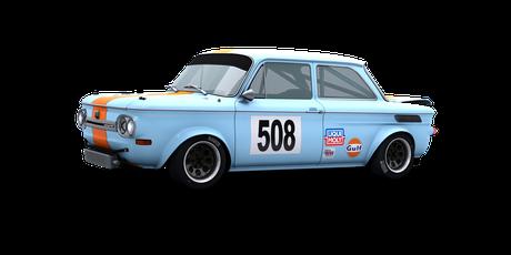Gulf Racing - #508