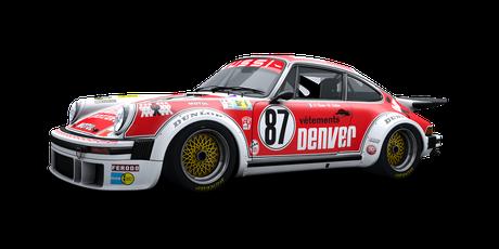 Interscope Racing - #87