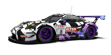 Iron Force Racing - #8