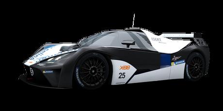 Isert Motorsport - #25