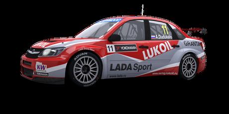 LADA Sport Lukoil - #11