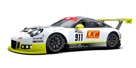 Manthey Racing - #911