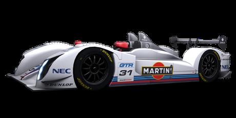 Martini Racing - #31